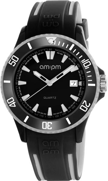 лучшая цена Мужские часы AM:PM PM191-U497
