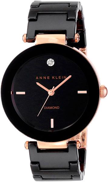 Женские часы Anne Klein 1018RGBK anne klein 1442 bkgb