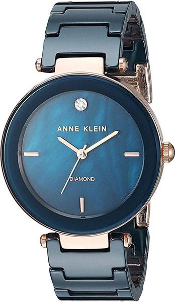 Женские часы Anne Klein 1018RGNV anne klein 1442 bkgb