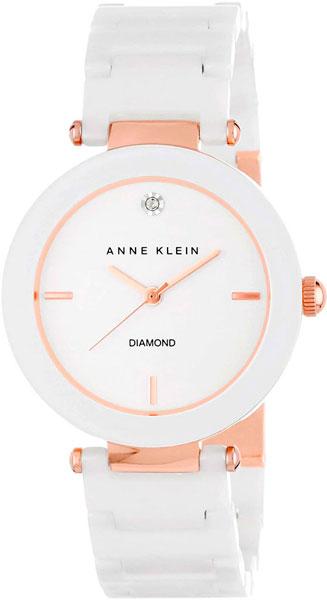 Женские часы Anne Klein 1018RGWT
