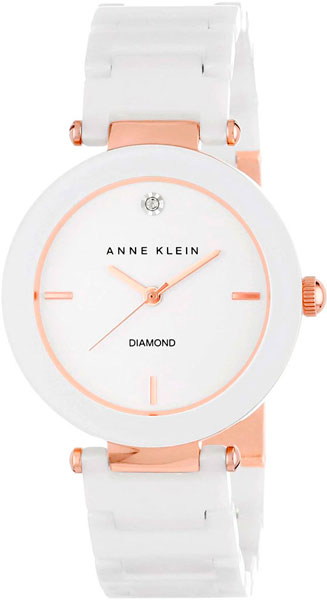 Женские часы Anne Klein 1018RGWT anne klein anne klein 1154 rgwt