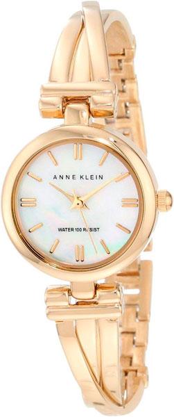 Женские часы anne klein 1170mpgb