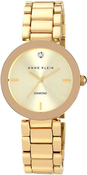 Женские часы Anne Klein 1362CHGB