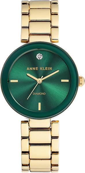 Женские часы Anne Klein 1362GNGB anne klein 1442 bkgb