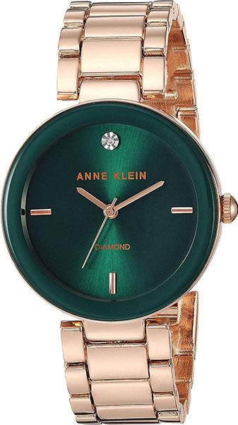 Женские часы Anne Klein 1362GNRG
