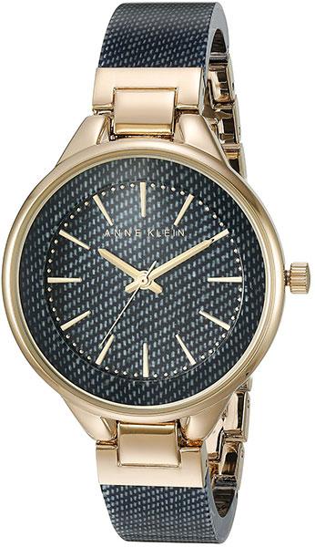 цена Женские часы Anne Klein 1408DKDM онлайн в 2017 году