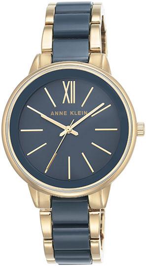 Женские часы Anne Klein 1412BLGB