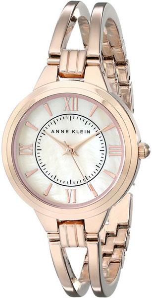 Женские часы Anne Klein 1440RMRG anne klein 1442 bkgb