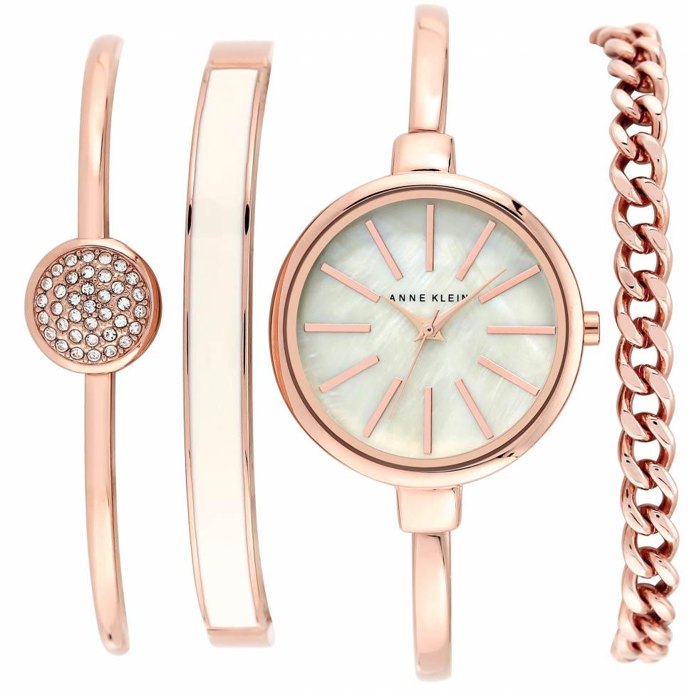 Женские часы Anne Klein 1470RGST