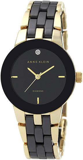 Женские часы Anne Klein 1610BKGB