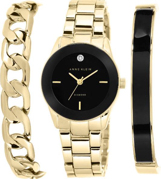 где купить Женские часы Anne Klein 1784GBST по лучшей цене