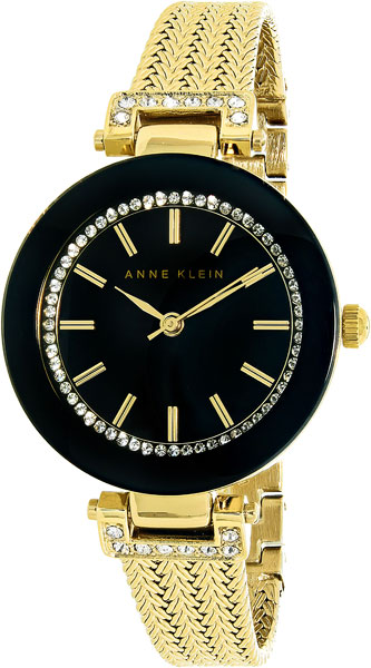 Женские часы Anne Klein 1906BKGB все цены