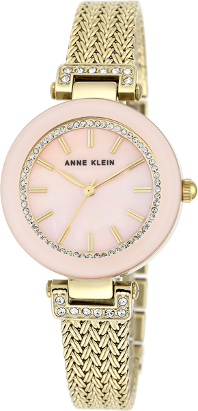 Женские часы Anne Klein 1906PMGB