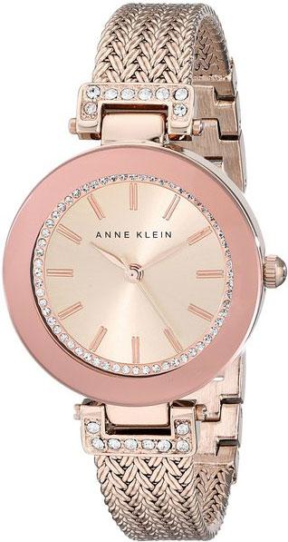 цена Женские часы Anne Klein 1906RGRG онлайн в 2017 году