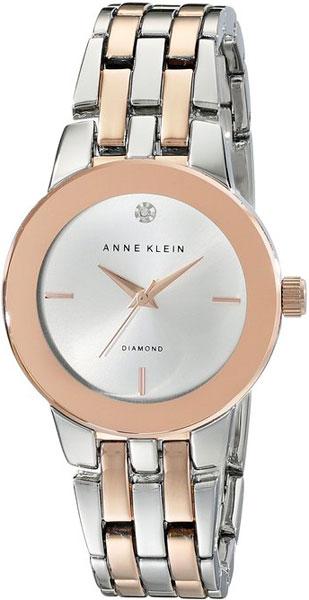 Женские часы Anne Klein 1931SVRT anne klein 1442 bkgb