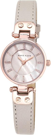 Женские часы Anne Klein 1950RGTP anne klein 1442 bkgb