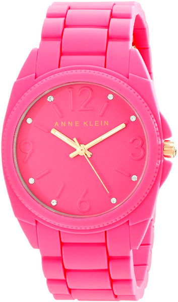 Женские часы Anne Klein 1956PKST бренд турецкий браслет часы антикварные ювелирные изделия золото цвет женщины винтажные браслеты браслеты часы relojes mujer hollo