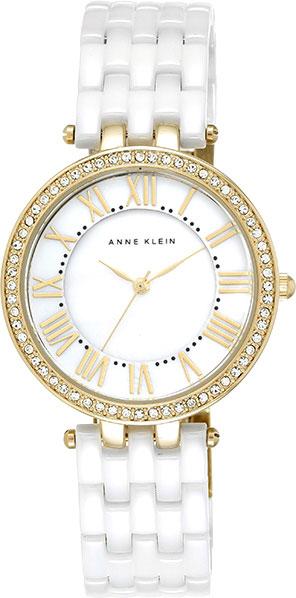 Женские часы Anne Klein 2130WTGB anne klein 1442 bkgb