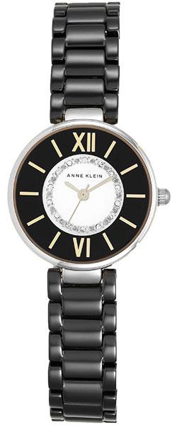 Женские часы Anne Klein 2178BKGB