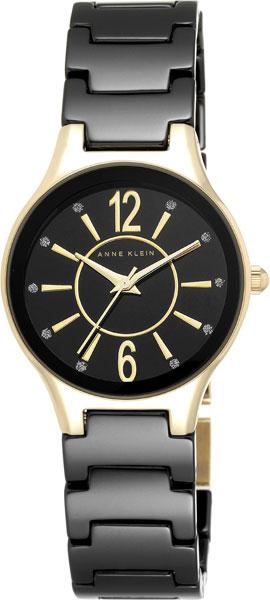 Женские часы Anne Klein 2182BKGB