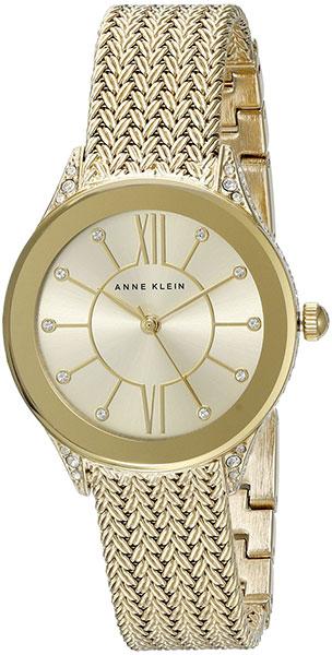 Женские часы Anne Klein 2208CHGB