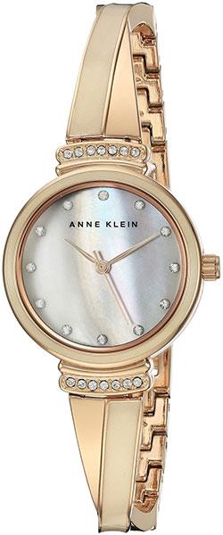 Женские часы Anne Klein 2216BLRG anne klein 1442 bkgb