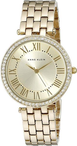 Женские часы Anne Klein 2230CHGB