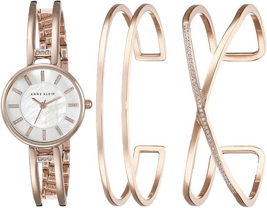 Женские часы Anne Klein 2236RGST  mt6329a