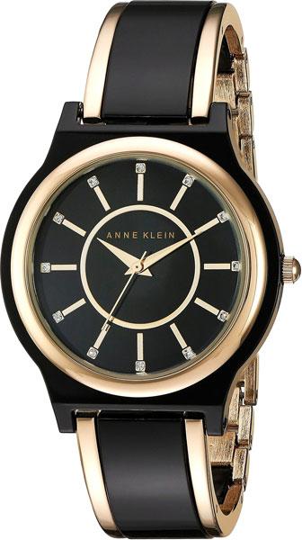Женские часы Anne Klein 2344BKGB женские часы anne klein 2344bkgb