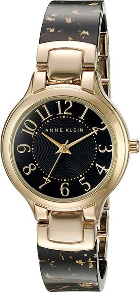 Женские часы Anne Klein 2380BKGB anne klein 1442 bkgb