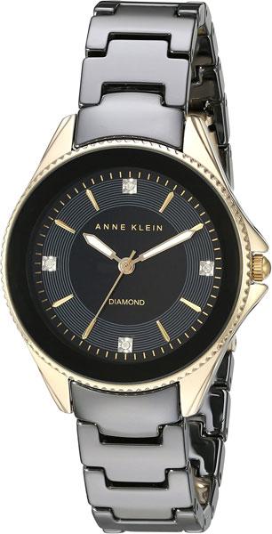 Женские часы Anne Klein 2390BKGB anne klein 1442 bkgb