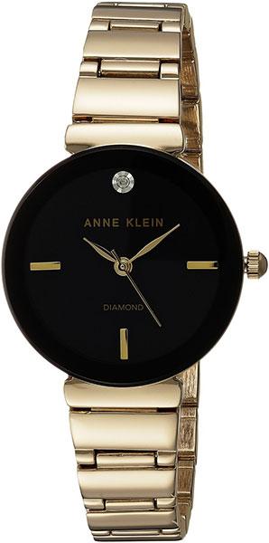 Женские часы Anne Klein 2434BKGB