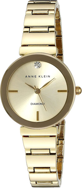 Женские часы Anne Klein 2434CHGB anne klein 1442 bkgb