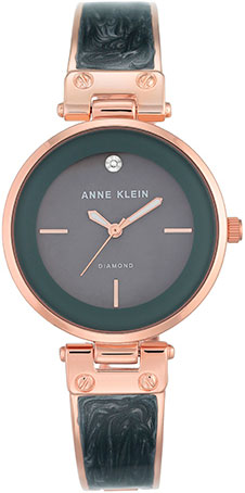Женские часы anne klein 2512gyrg