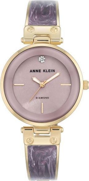 Женские часы Anne Klein 2512LVGB anne klein 1442 bkgb