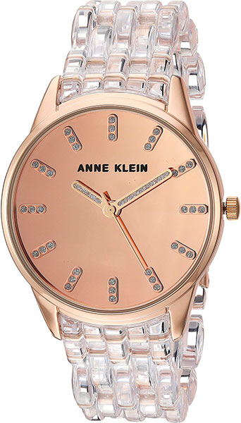 Женские часы Anne Klein 2616CLRG