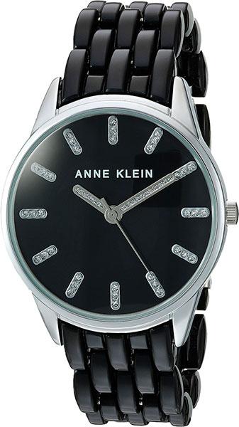 Женские часы Anne Klein 2617BKSV anne klein 1442 bkgb