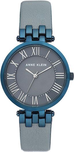 Женские часы Anne Klein 2619GYBL anne klein 1442 bkgb