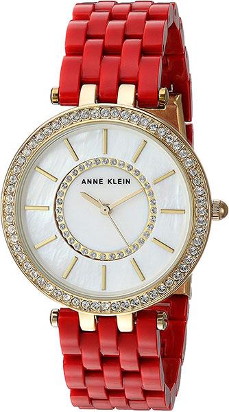 Женские часы Anne Klein 2620RDGB