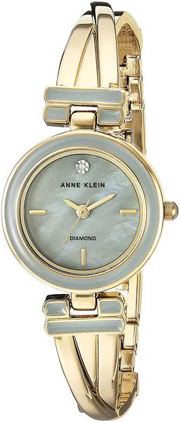 Женские часы Anne Klein 2622GYGB anne klein 1442 bkgb