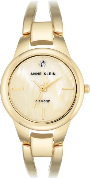 Женские часы Anne Klein 2628CMGB