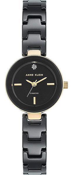 Женские часы Anne Klein 2660BKGB