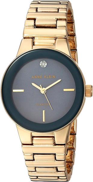 Женские часы Anne Klein 2670GMGB