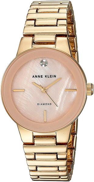 Женские часы Anne Klein 2670PMGB