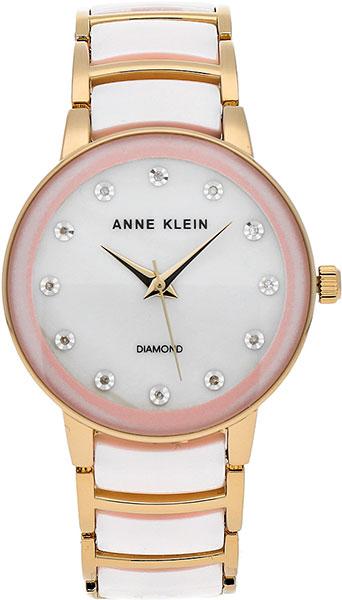 Женские часы Anne Klein 2672LPGB