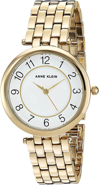 цена Женские часы Anne Klein 2700WTGB онлайн в 2017 году