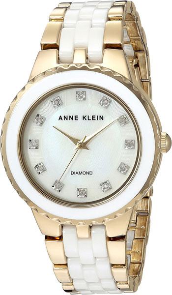 Фото «Наручные часы Anne Klein 2712WTGB»