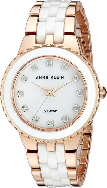 Женские часы Anne Klein 2712WTRG anne klein 1442 bkgb