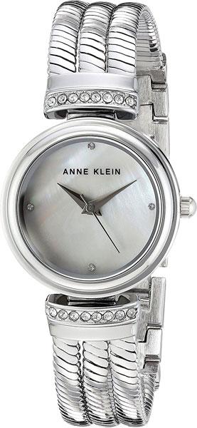 Женские часы в коллекции Crystal Женские часы Anne Klein 2759MPSV фото