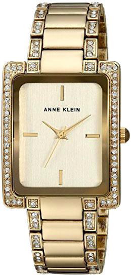 Женские часы Anne Klein 2838CHGB